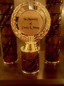 2011 Driver of the Year trophy2